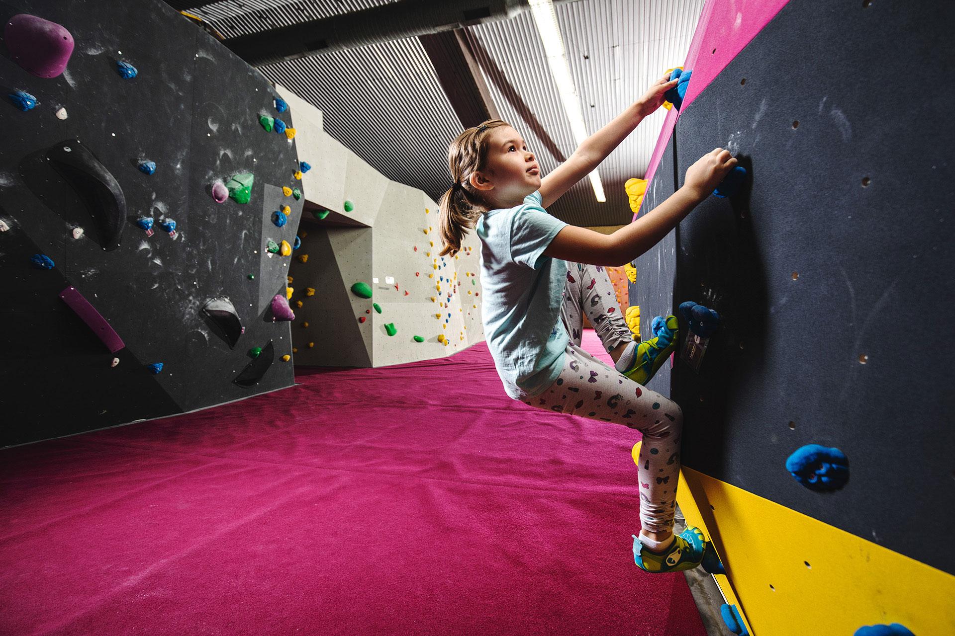 Kindergeburtstag Kletterhalle NRW
